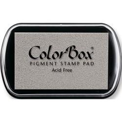 Encreur Colorbox standard, couleur argent