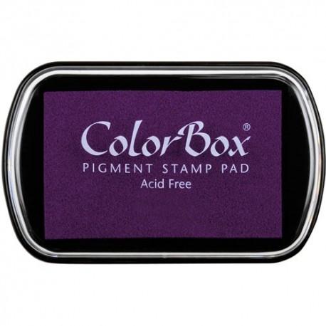 Encreur Colorbox standard, couleur violet