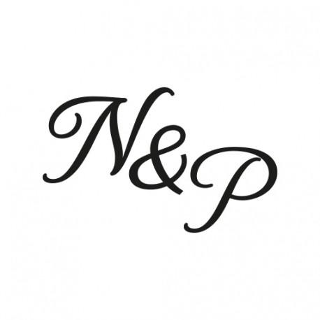Cachet de cire initiales calligraphie personnalisé pour votre mariage