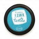 Encreur textile Izink, couleur turquoise